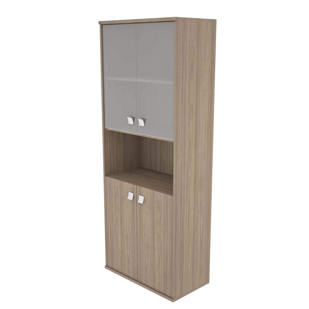 Шкаф высокий комбинированный 778х410х1975