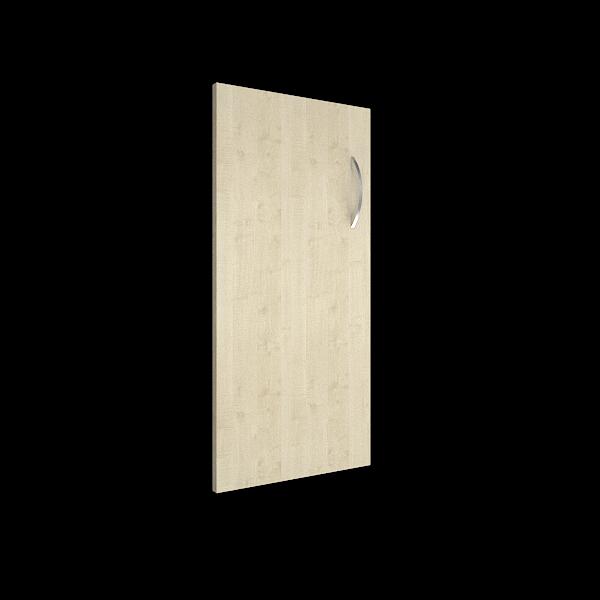 Дверь низкая ЛДСП левая (для А.СТ-1, А.СУ-1, А.СТ-2, А.СТ-3, А.СУ-2, А.СУ-3)  367х770