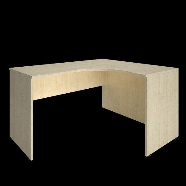 Стол криволинейный правый 1400х1200х755