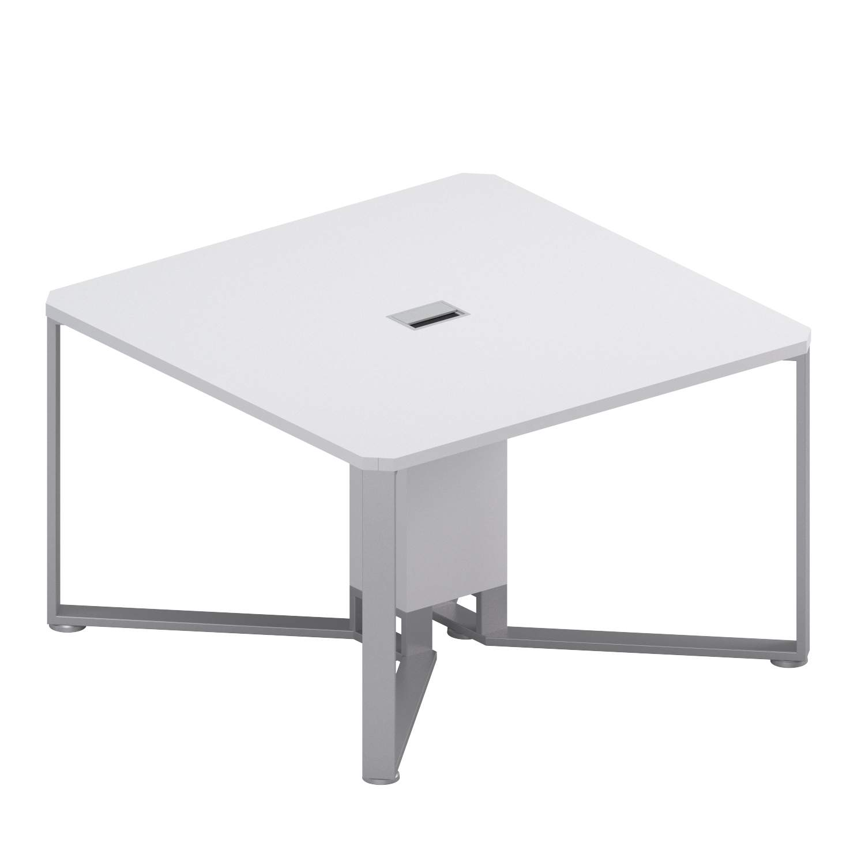 Квадратный стол 1200x1200x750