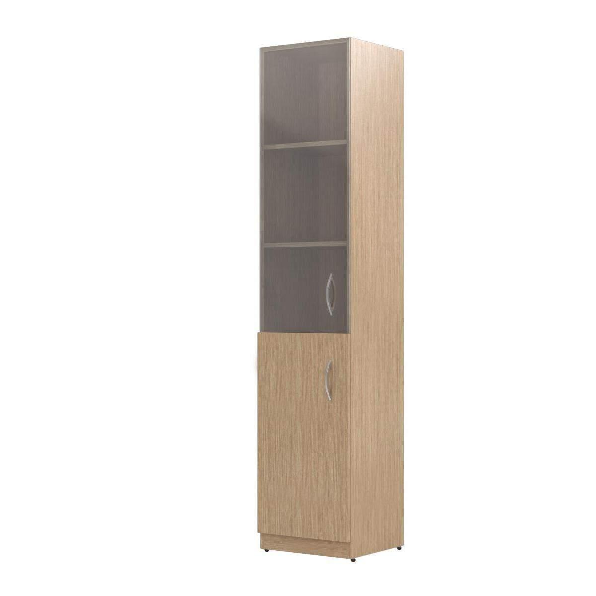 Шкаф-колонка комбинированая левый 386х359х1815