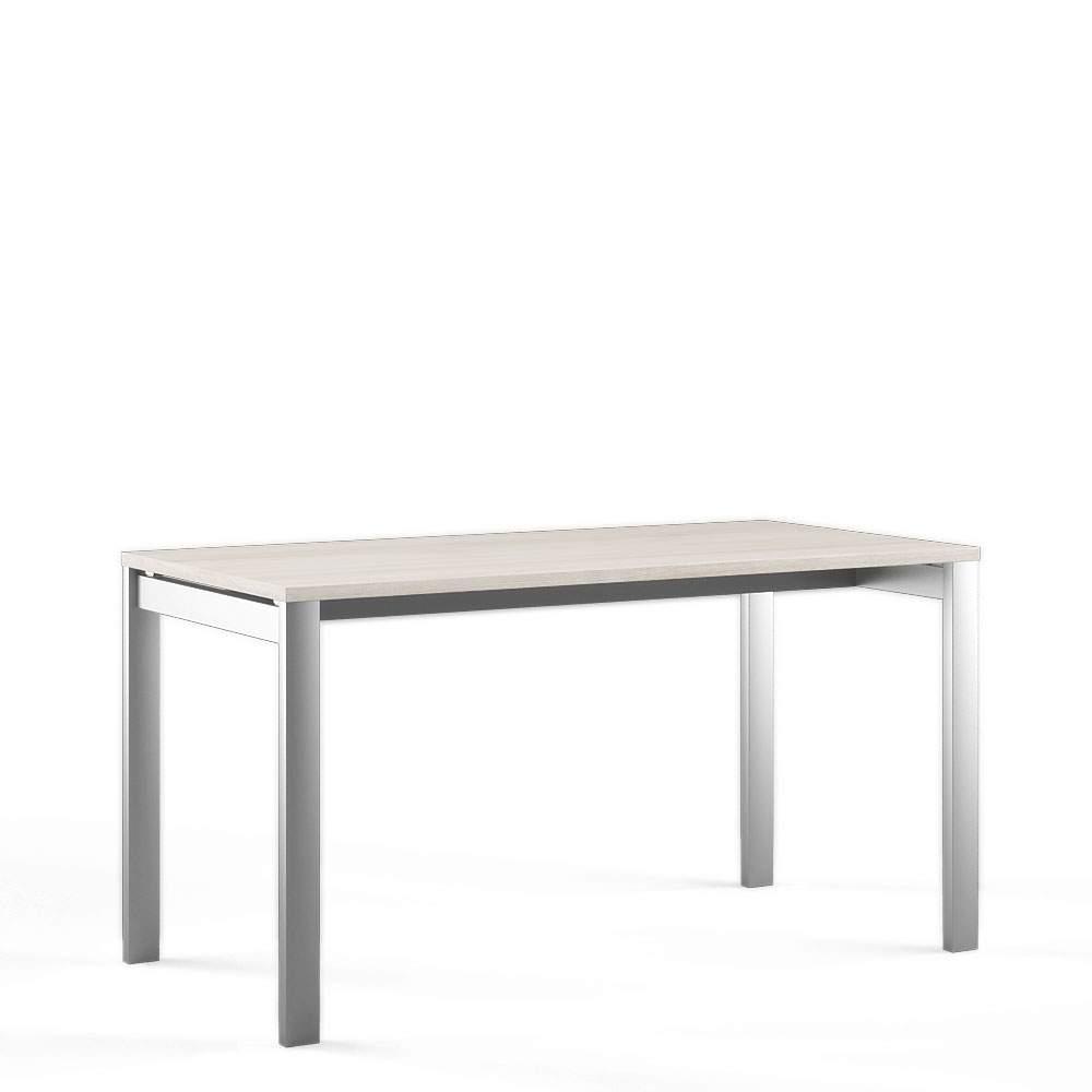 Стол руководителя на металлоопорах 1800x900x750
