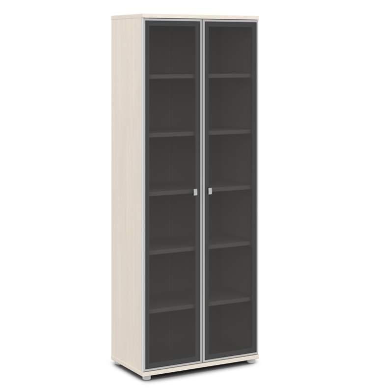 Шкаф для документов со стеклом 820х440х2195