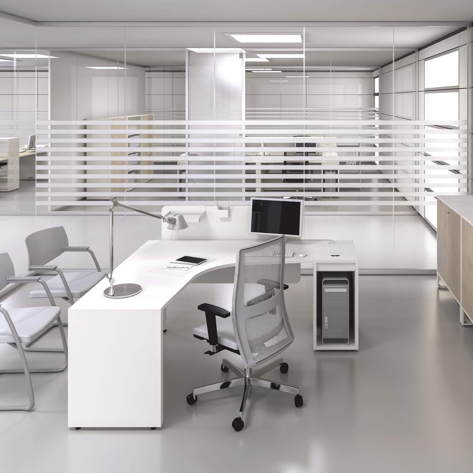 Мебель для сотрудников LOGIC
