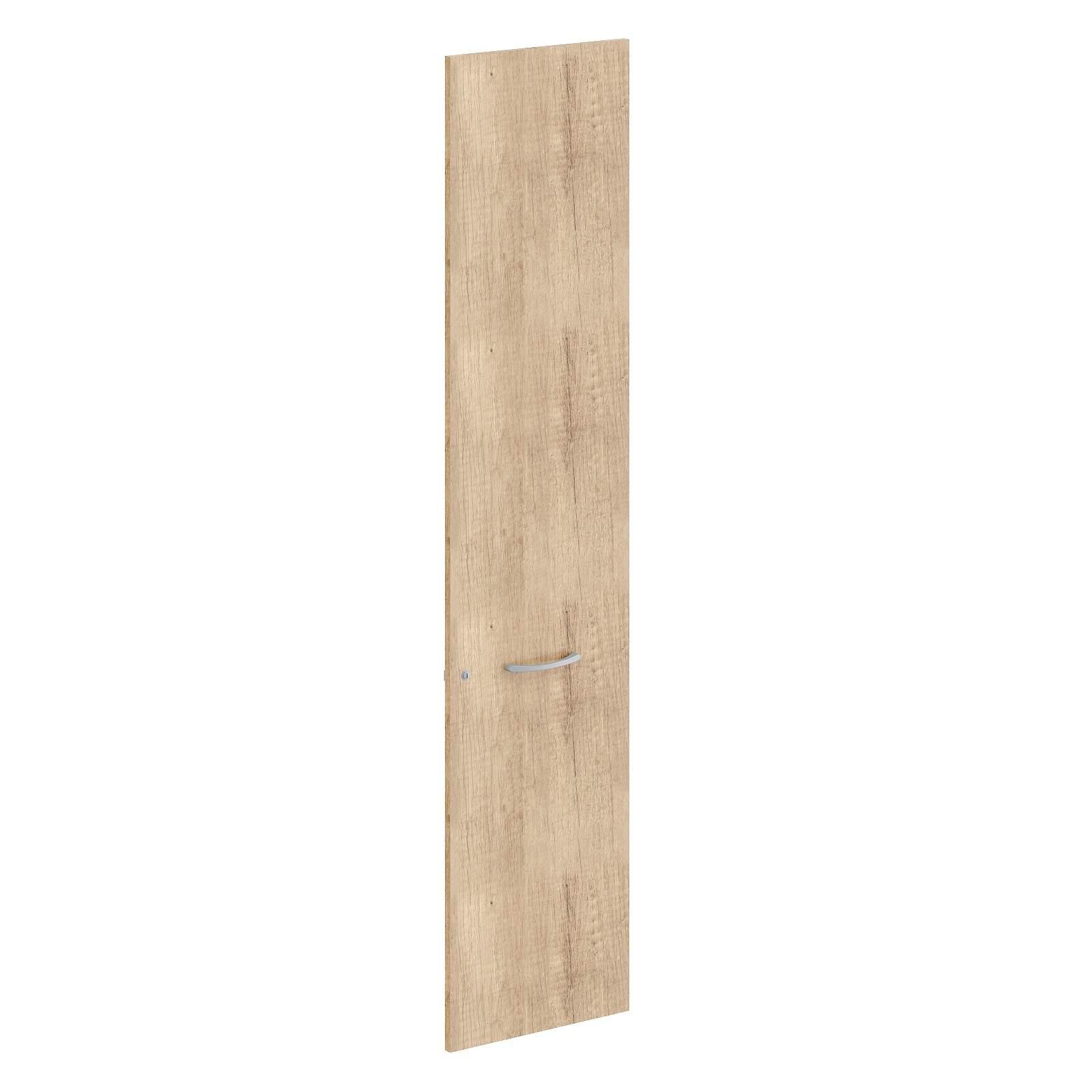 Двери шкафа высокие с замком 422x18x1900