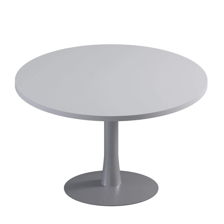 Круглый переговорный стол 1200x750