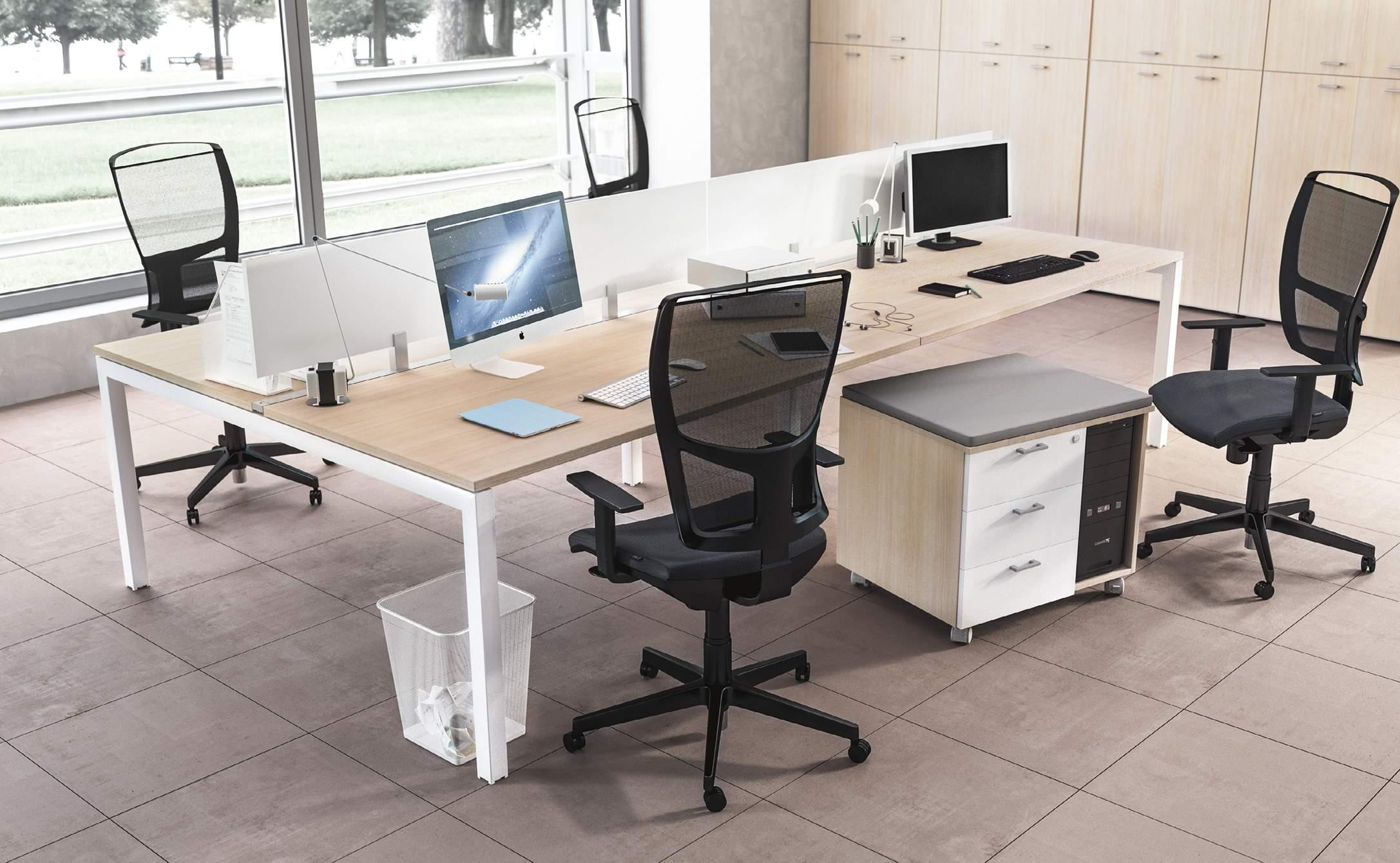 Мебель для сотрудников OXI