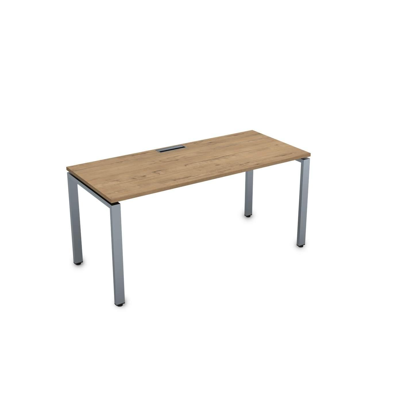 Стол рабочий прямолинейный 1800х900х750