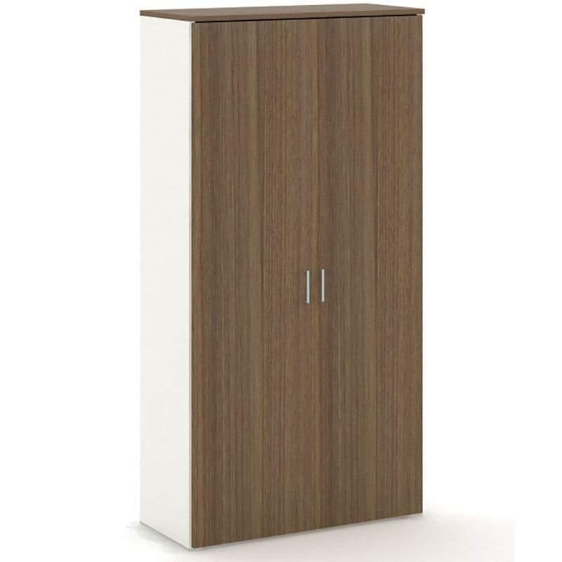 ARMA Шкаф серый для бумаг 800x440x1950