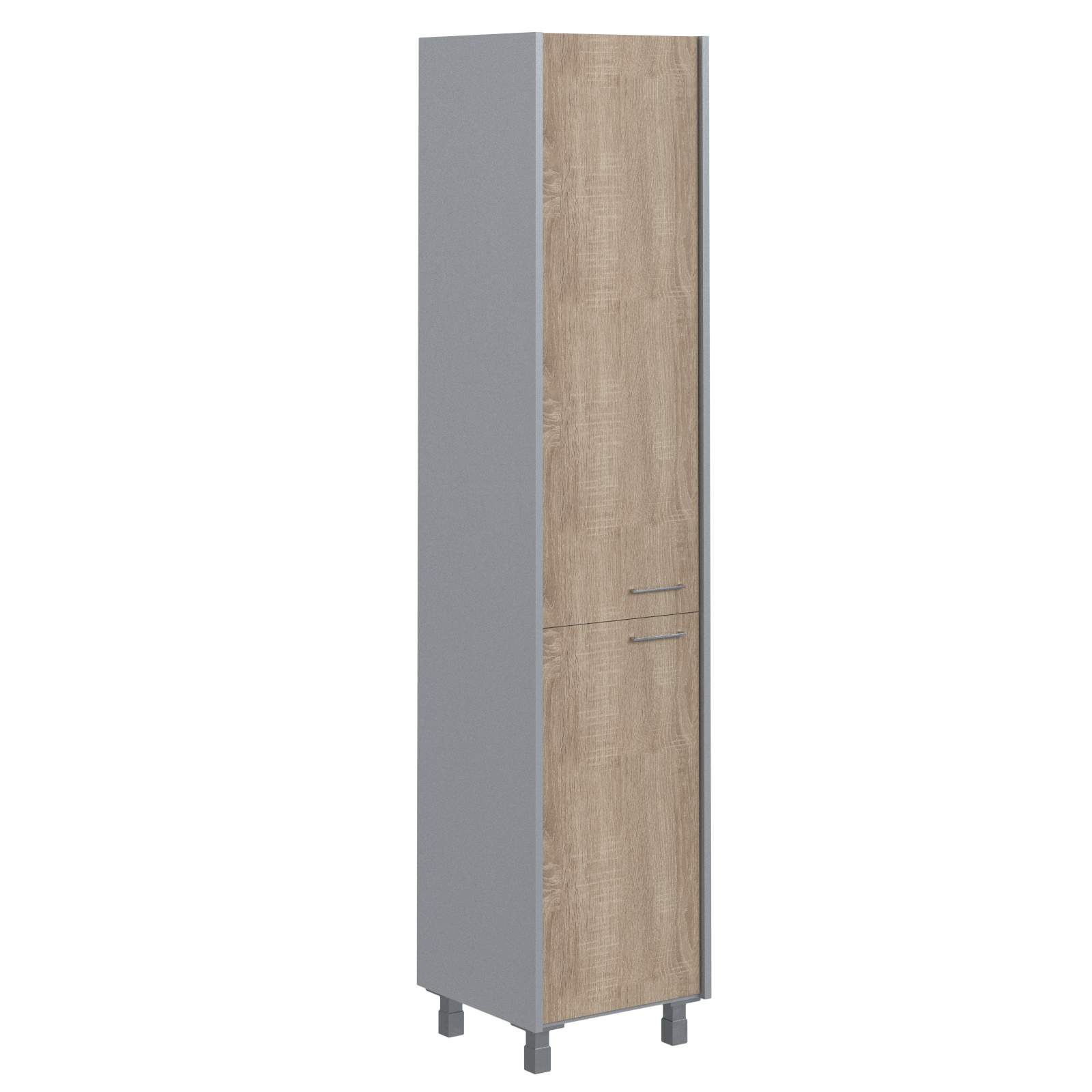Шкаф комбинированный 456x450x2147