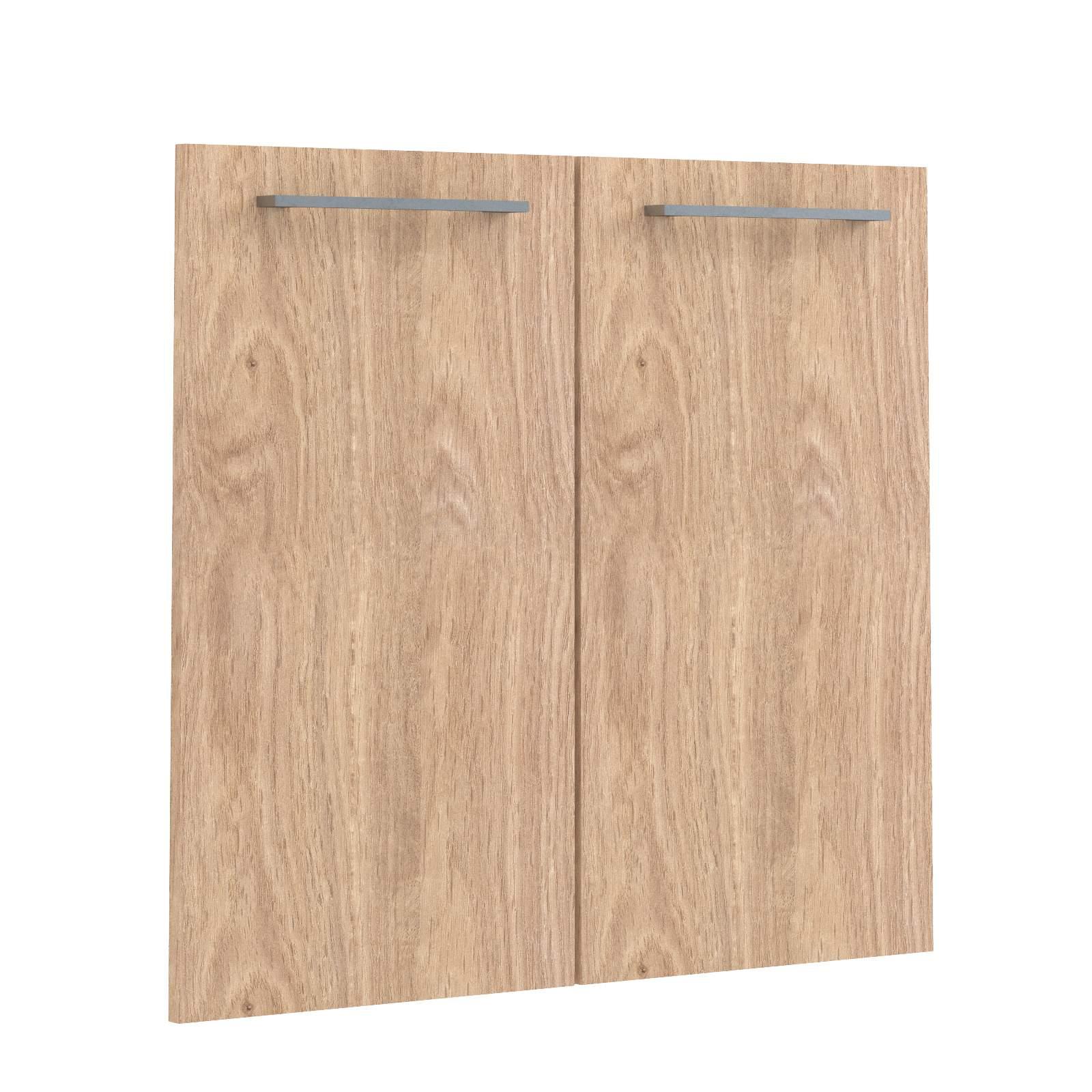 Двери ЛДСП низкие 846x18x765