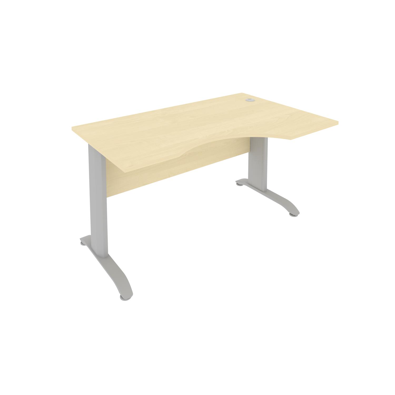 Стол криволинейный правый 1400х900х755