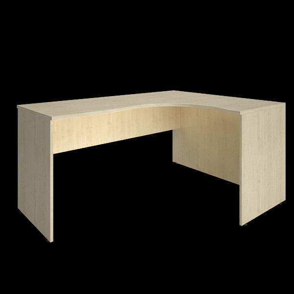 Стол криволинейный правый 1600х1200х755