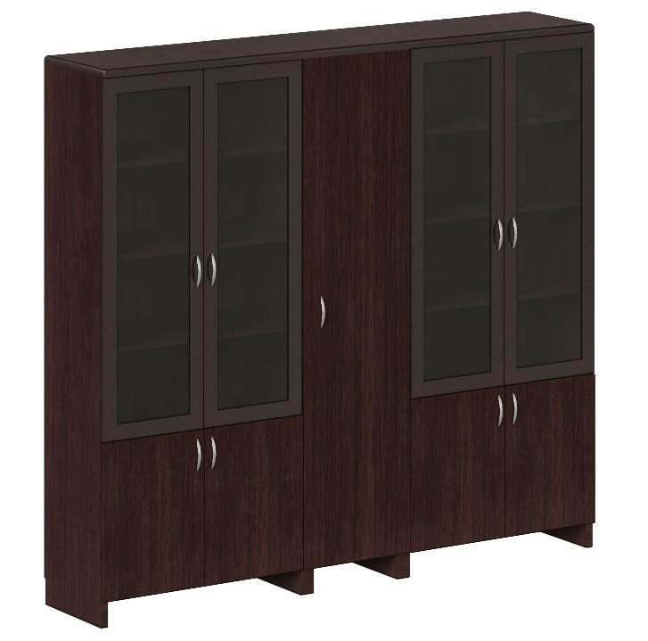 LEGNO Шкаф для бумаг/одежды 2270x450x2110