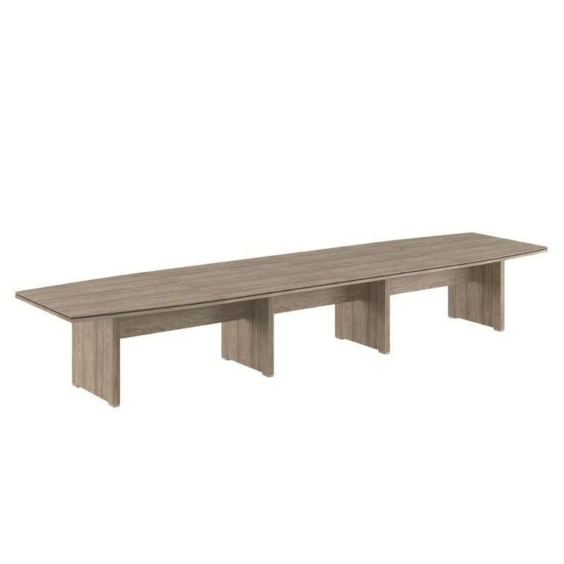 Стол для переговоров 4 секции 4800x1200x750