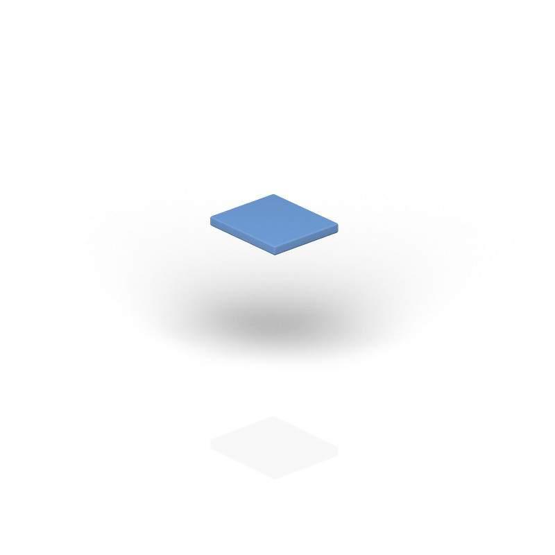 Пуф для тумбы (ткань) 460х530х50