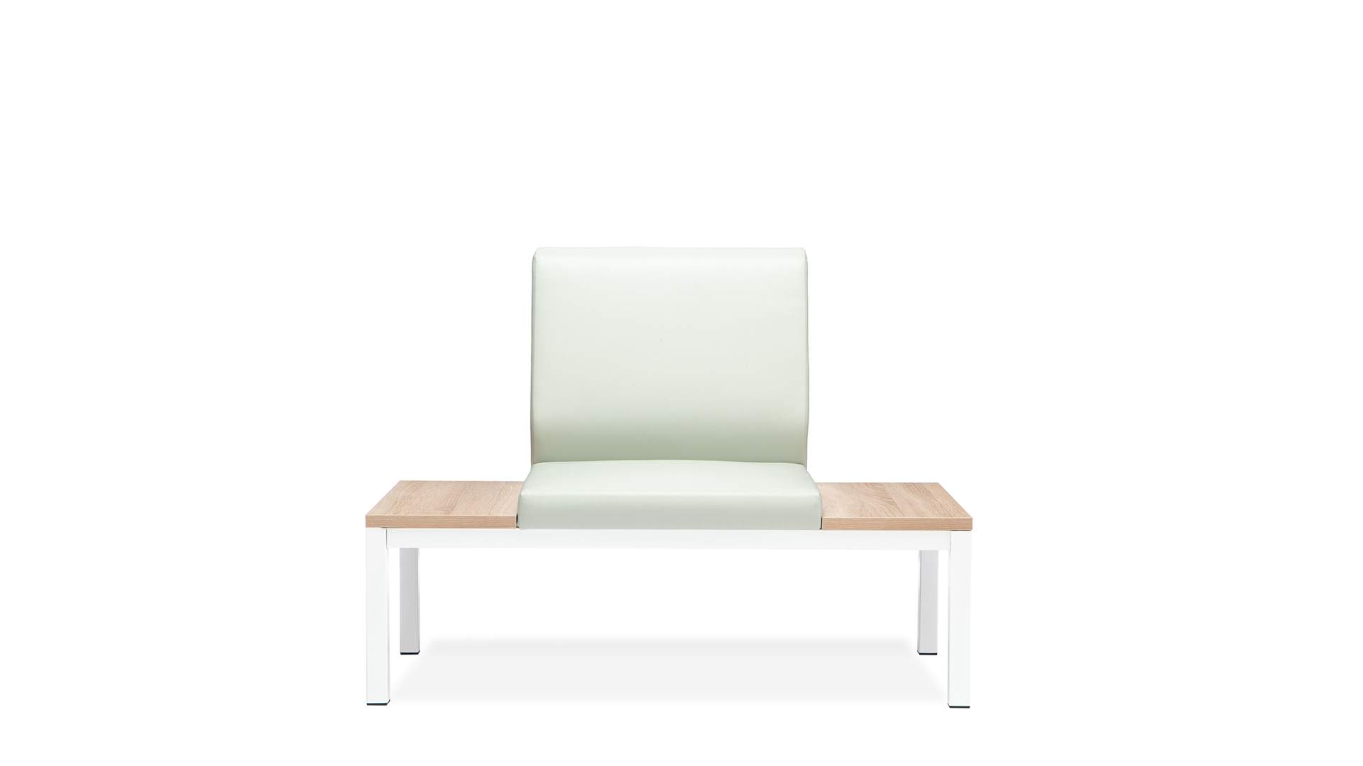 Кресло одноместное без п\л с 2мя столиками  Норман 1200x660x890