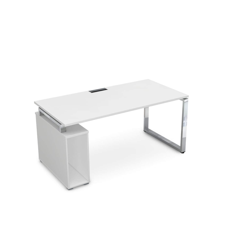 Стол с тумбой под системный блок 1800x800x750
