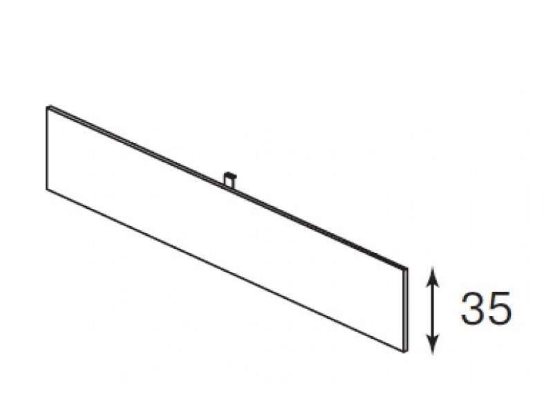 TAO Передняя панель 1750x18x360