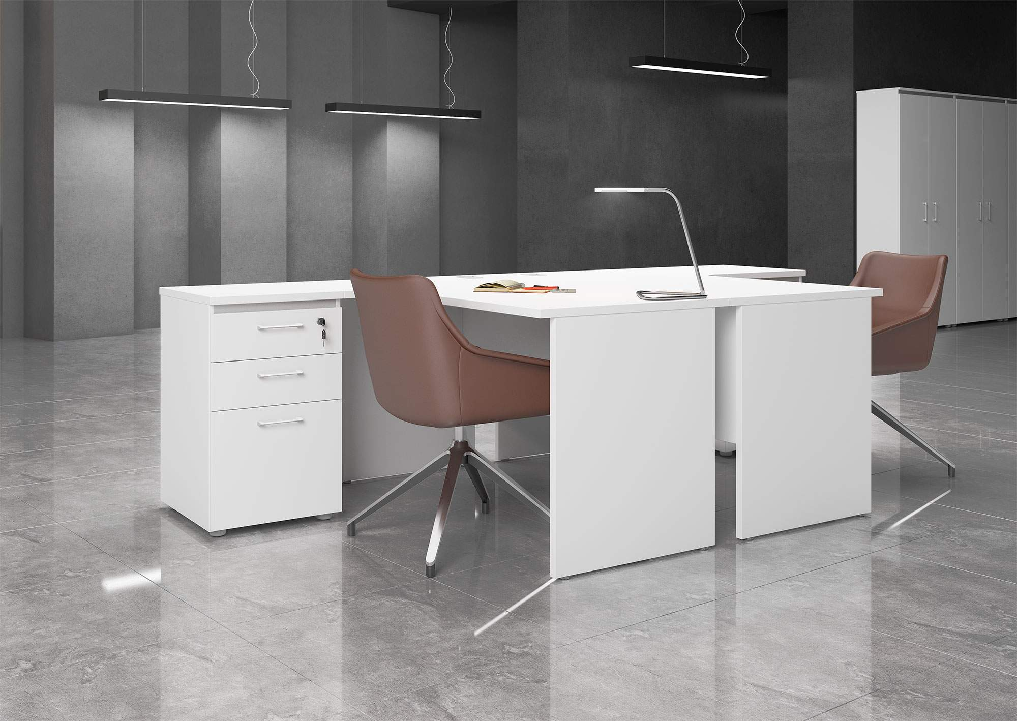 Мебель для сотрудников SENTIDA