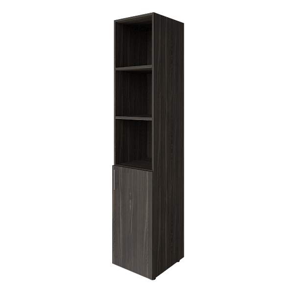 Шкаф высокий узкий полузакрытый 400x450x1990
