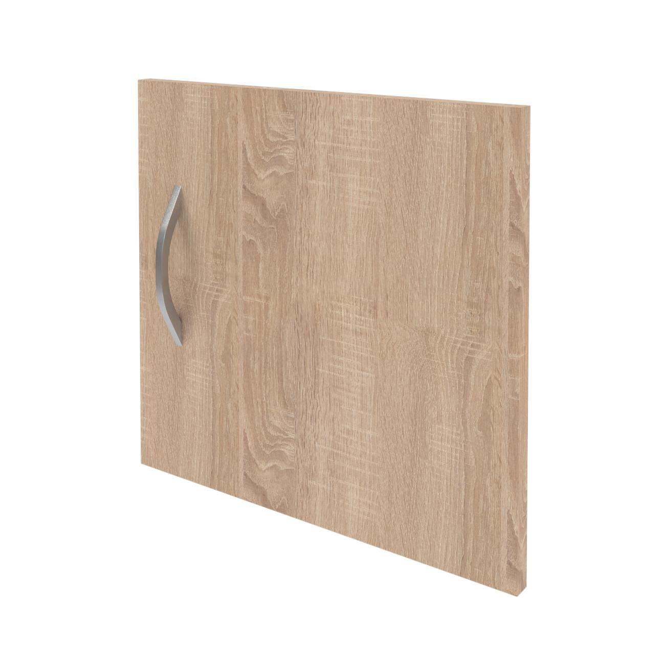 Дверь ЛДСП для антресоли правая 382х16х364