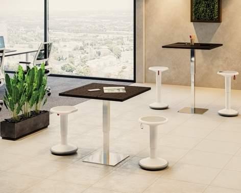 Обеденный стол SIT-TO-STAND