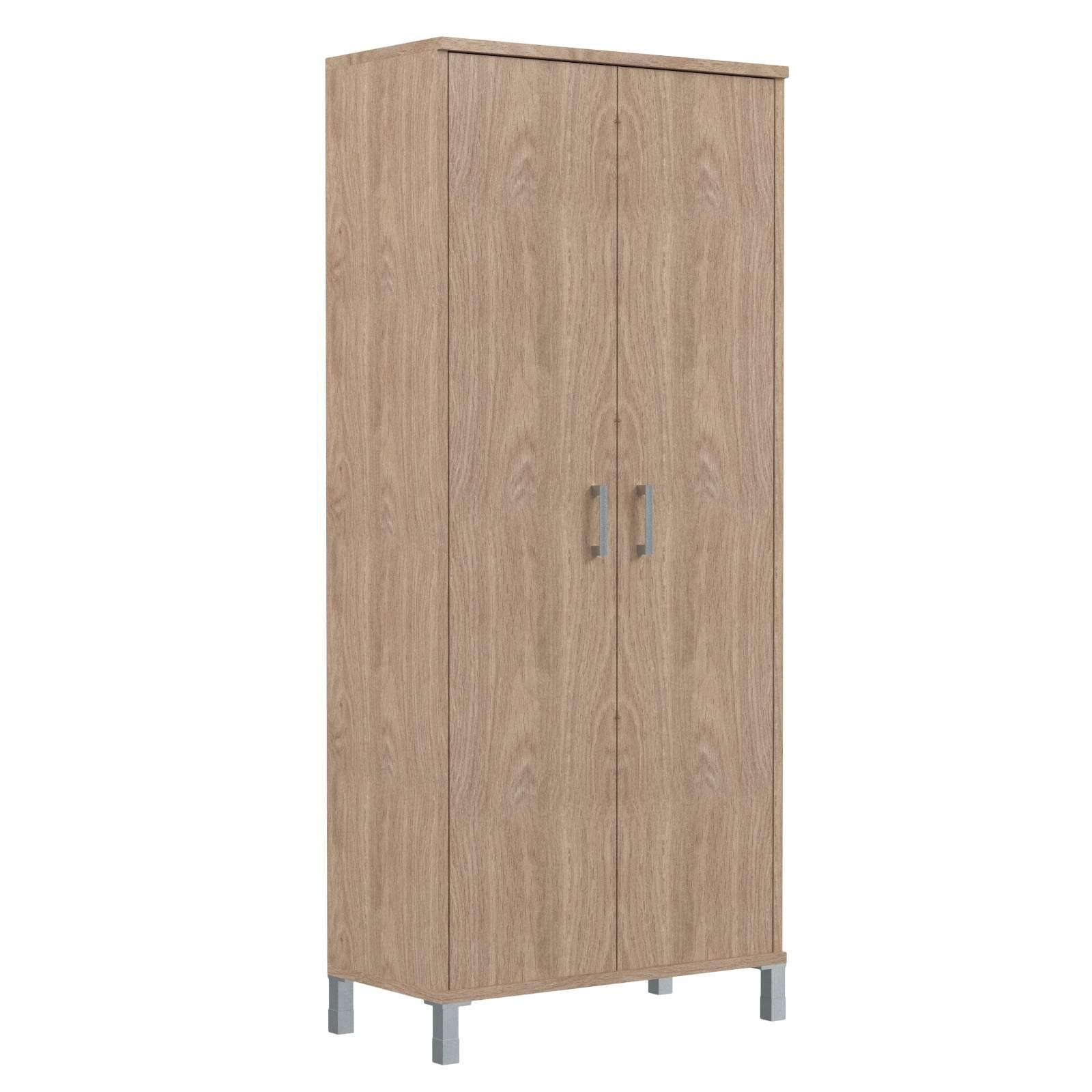 Шкаф высокий с глухими дверьми 900х435х2004