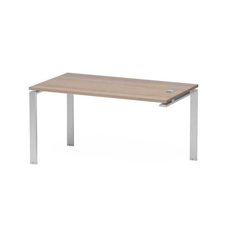 Стол с 2-я опорами 2000x800x740