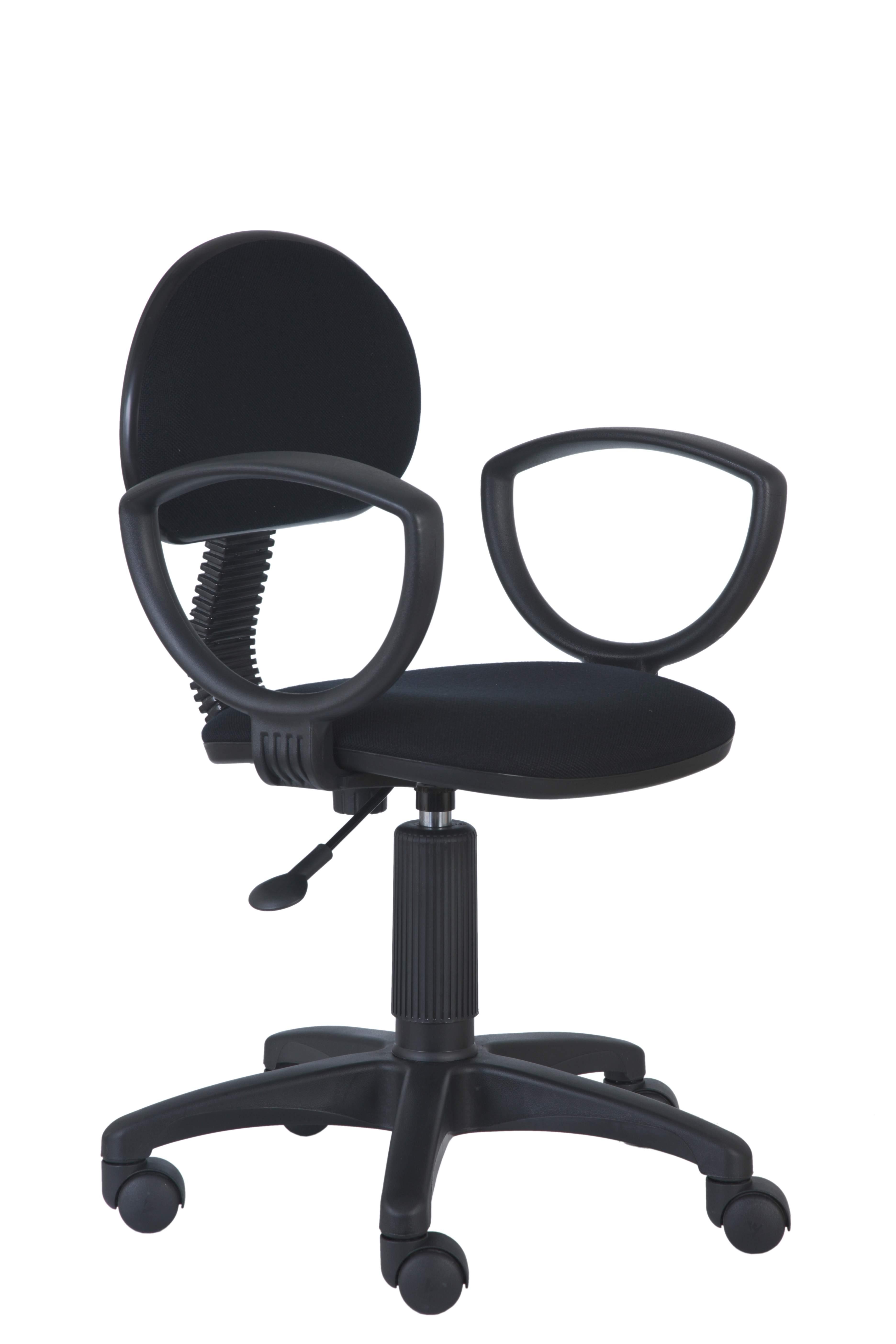 Бюрократ Кресло для сотрудников CH-213AXN