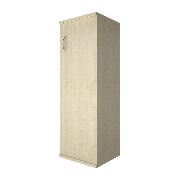 Шкаф узкий закрытый правый  403x365x1200