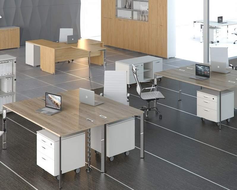 Мебель для сотрудников GRANDEZA
