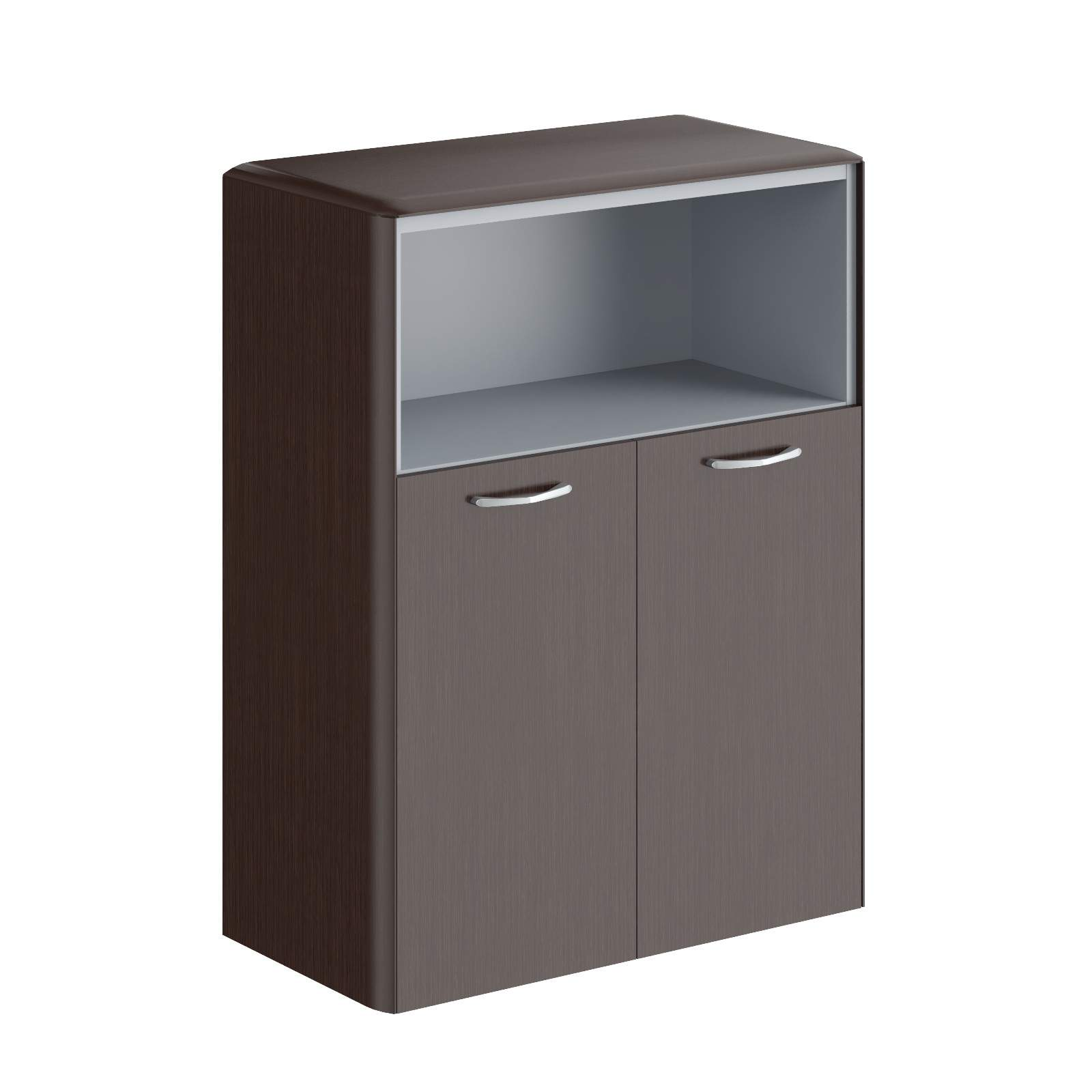 Шкаф средний с 2мя дверьми 850x430x1160