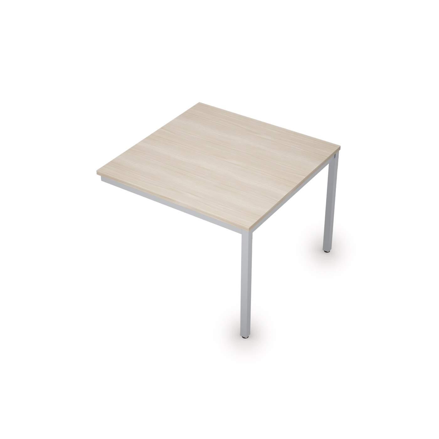 Конечный модуль переговорного стола 1000х1000х750