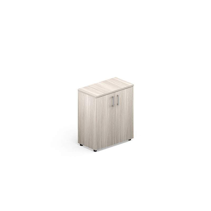 Шкаф низкий закрытый приставной 700х380х750