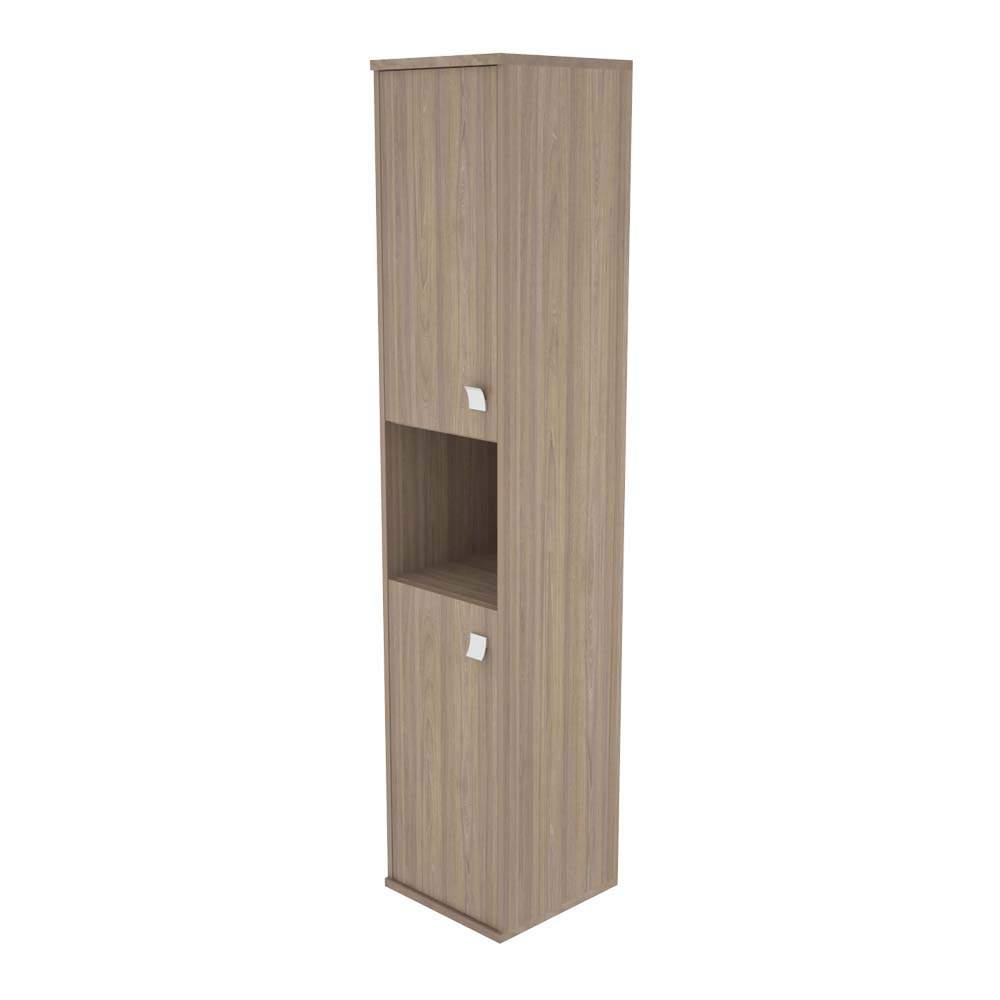 Шкаф высокий узкий левый комбинированный 412х410х1980