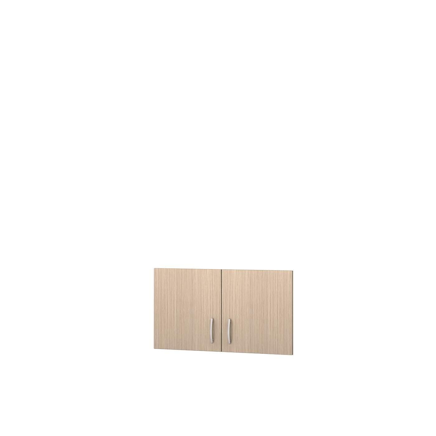 Двери для антресоли 2х(360х394х16)