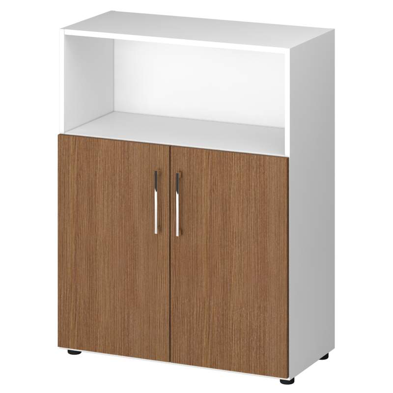 Шкаф средний полузакрытый 800х400х1180