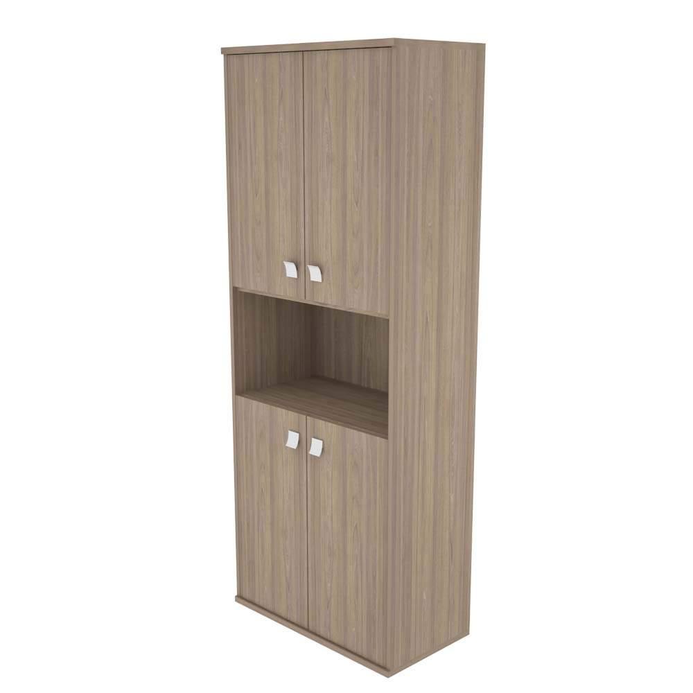 Шкаф высокий с 4мя дверцами 778х410х1975