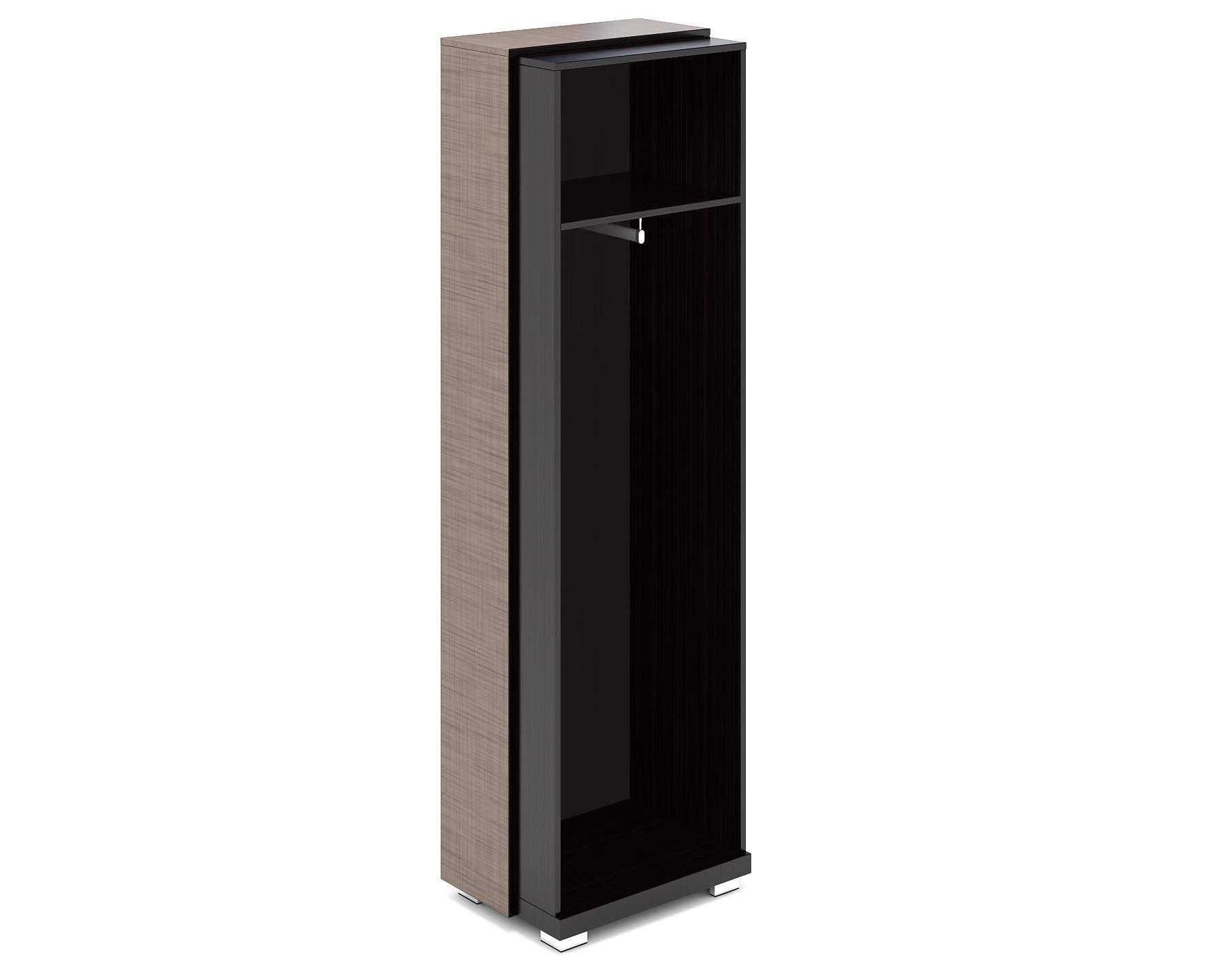 Каркас гардероба отдельностоящий 632х440х2049