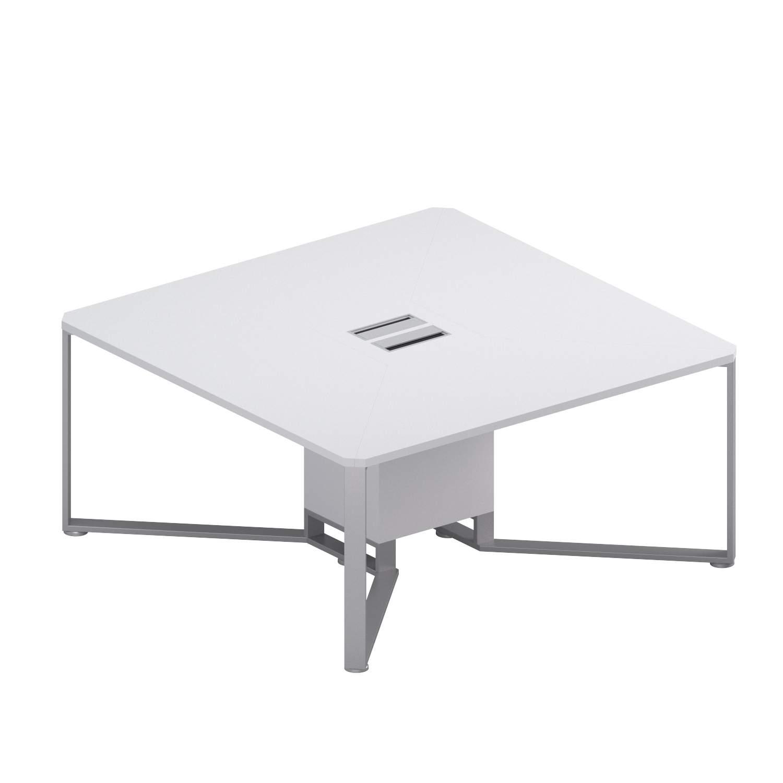 Квадратный стол 1600x1600x750