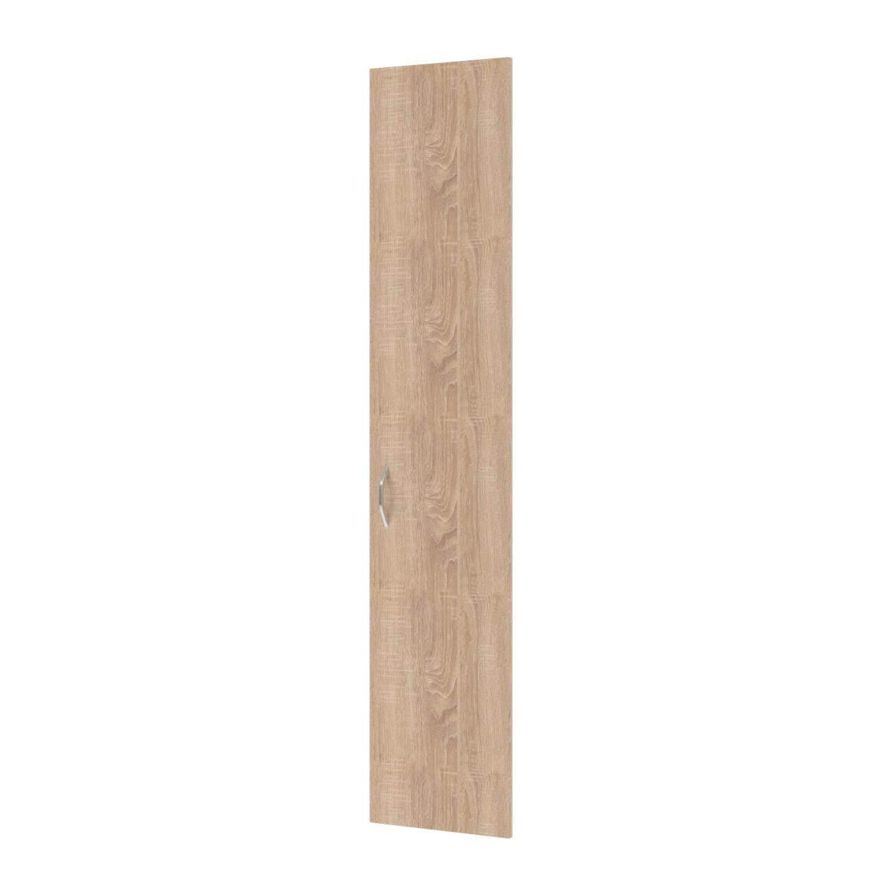 Дверь ЛДСП высокая правая 382х16х1740