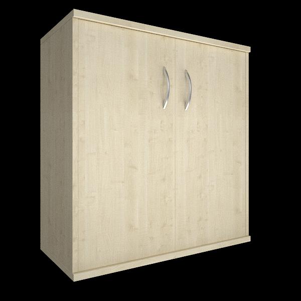 Шкаф низкий закрытый 770x365x823