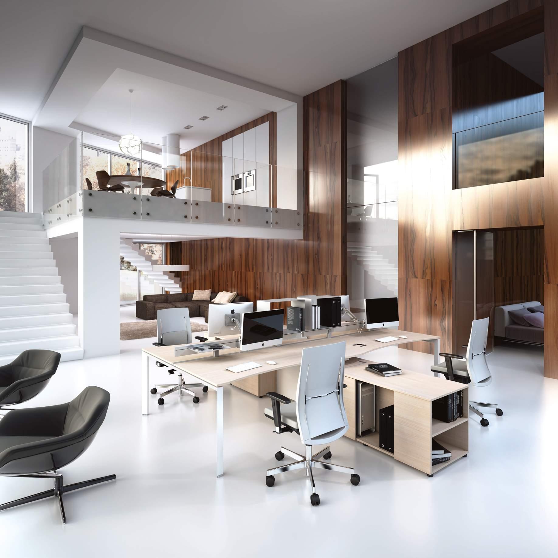 Мебель для сотрудников 5TH ELEMENT
