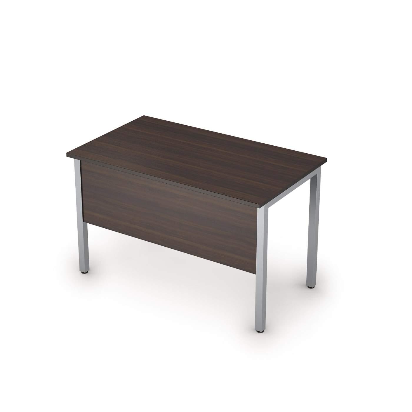 Столы на металлических опорах 1600х700х750