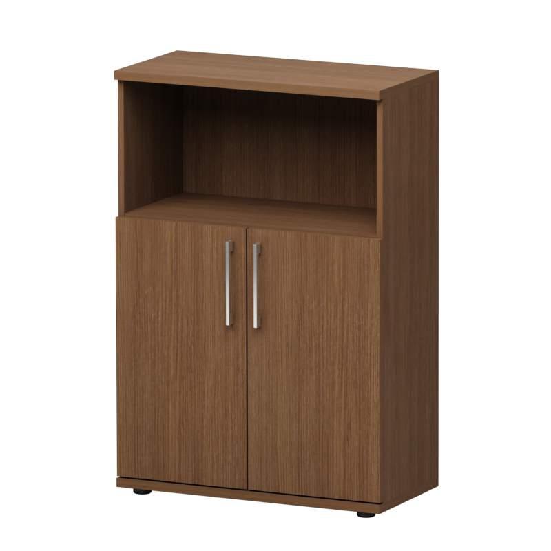 Шкаф средний полузакрытый 800х384х1184