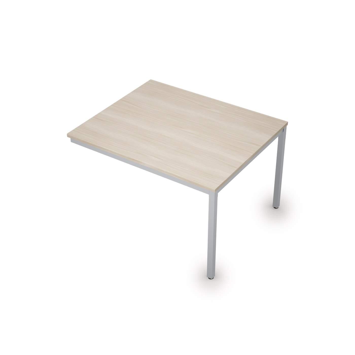 Конечный модуль переговорного стола 1200х1000х750