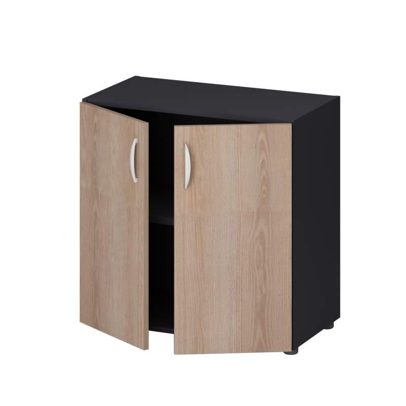 Шкаф низкий закрытый 800х384х800