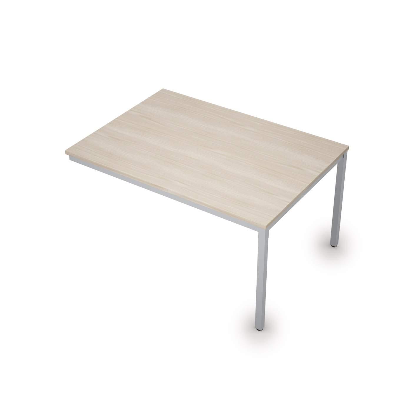Конечный модуль переговорного стола 1400х1000х750