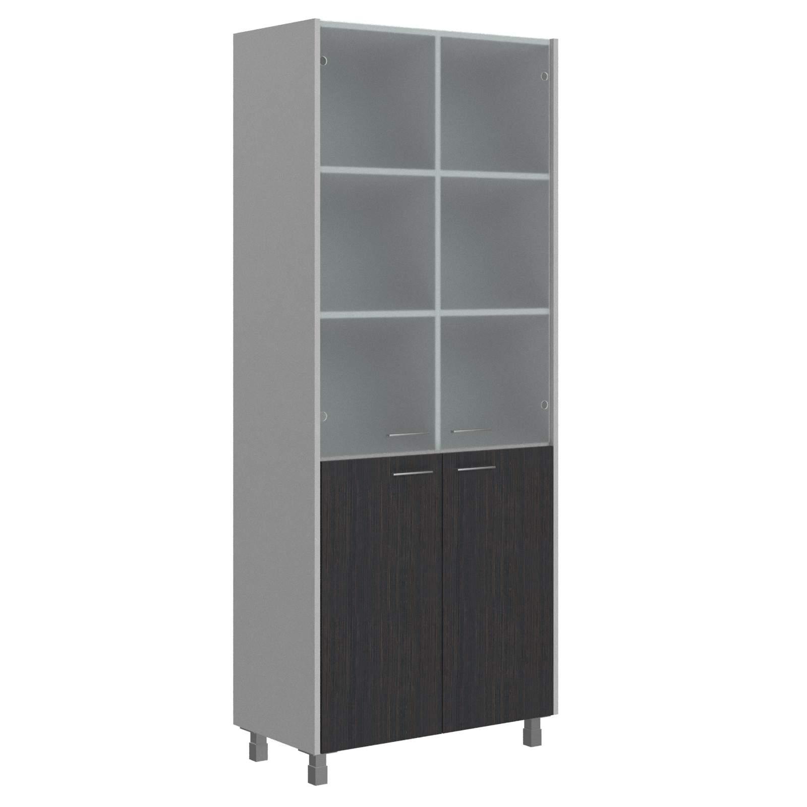 Шкаф комбинированный 874x450x2147
